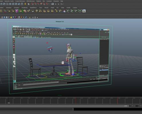 Cursed UI Animation Setup